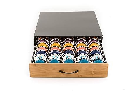 Amazon.com: Peak Coffee 45 Pod Storage Tray Holder ...