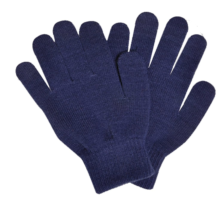 Ergora Jungen Mädchen Fingerhandschuhe Magic Glove Zauberhandschuhe 6 Farben One Size 6-11 Jahre