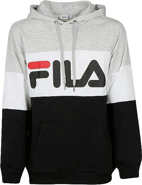 Fila Luxury Fashion Mens 687001A220 Grey Sweatshirt   Fall