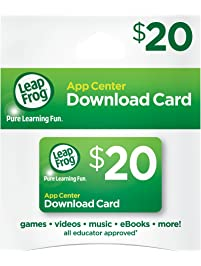 Software at amazon pc mac software leapfrog app center 20 digital download card fandeluxe Image collections