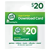 LeapFrog App Center $20 Digital Download Card