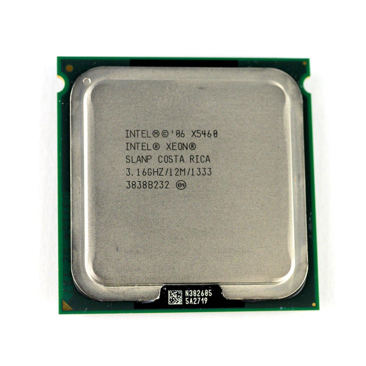 Intel - Xeon 3 16GHz/12M/1333 LGA771 (X5460) Quad Core CPU - SLANP