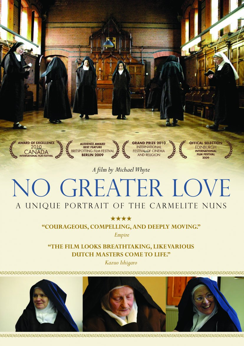 Carmelite is haunted by a former lover 09/18/2009 8