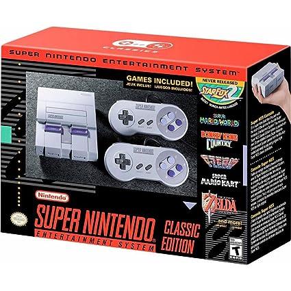 Super NES Classic Edition