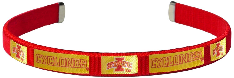 NCAA Iowa State Cyclones Ladies Spirit Headband Gameday Outfitters 33704