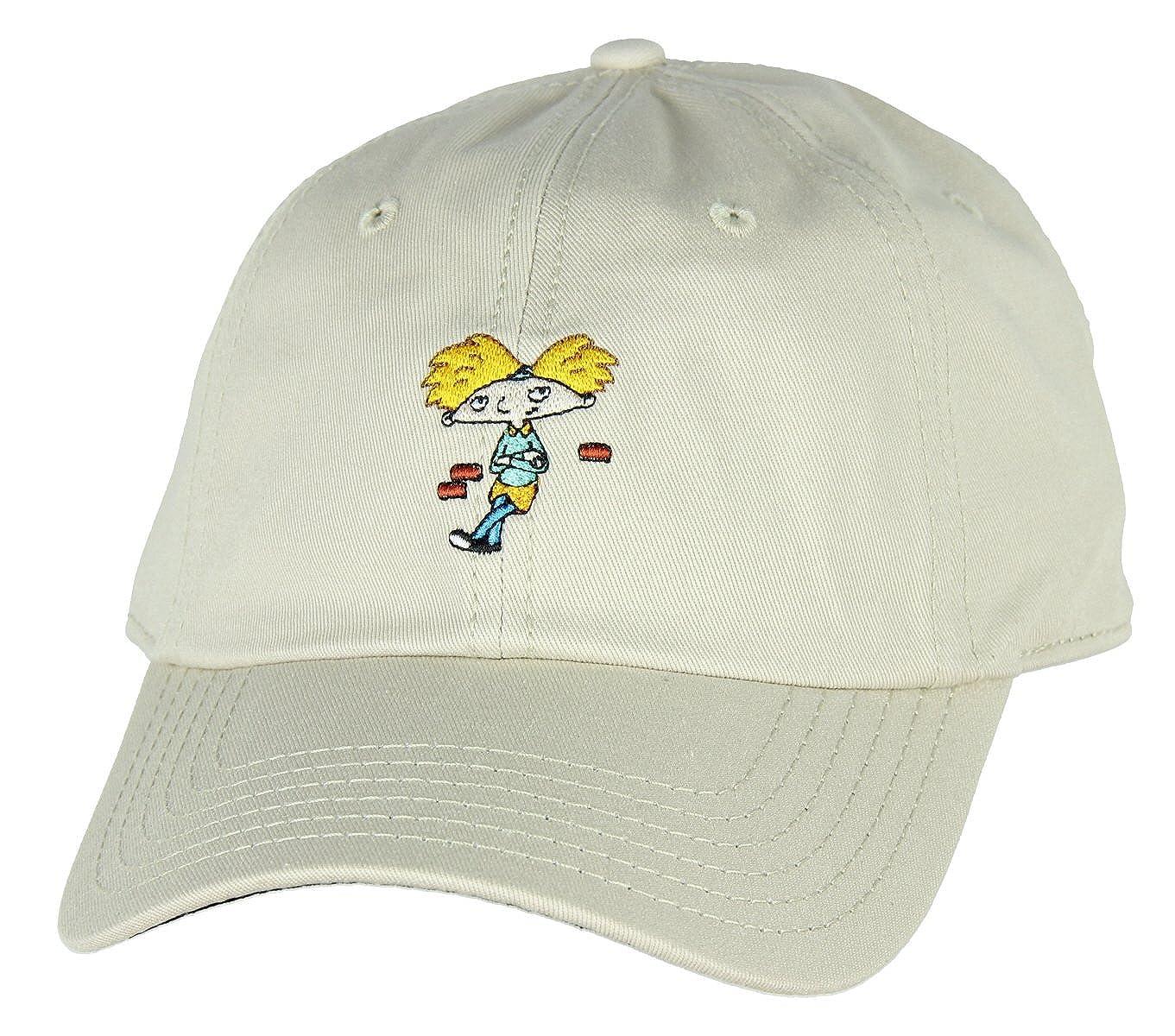 Nickelodeon Hey Arnold! Adjustable Hat Cap