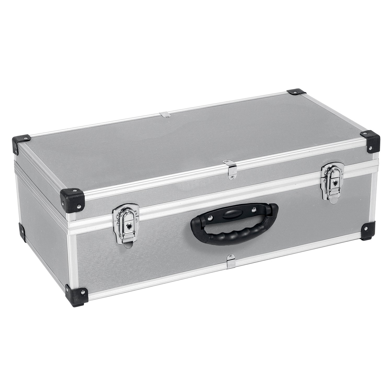 Neopren Lange Lebensdauer Cd-aufbewahrung Dj Cd-koffer Alukoffer Für 60 Cds Mit Schlüssel Dj Case Box Innenraum