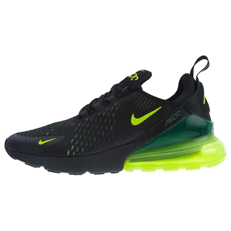 Black Volt-black-oil Grey Nike - Air Force One