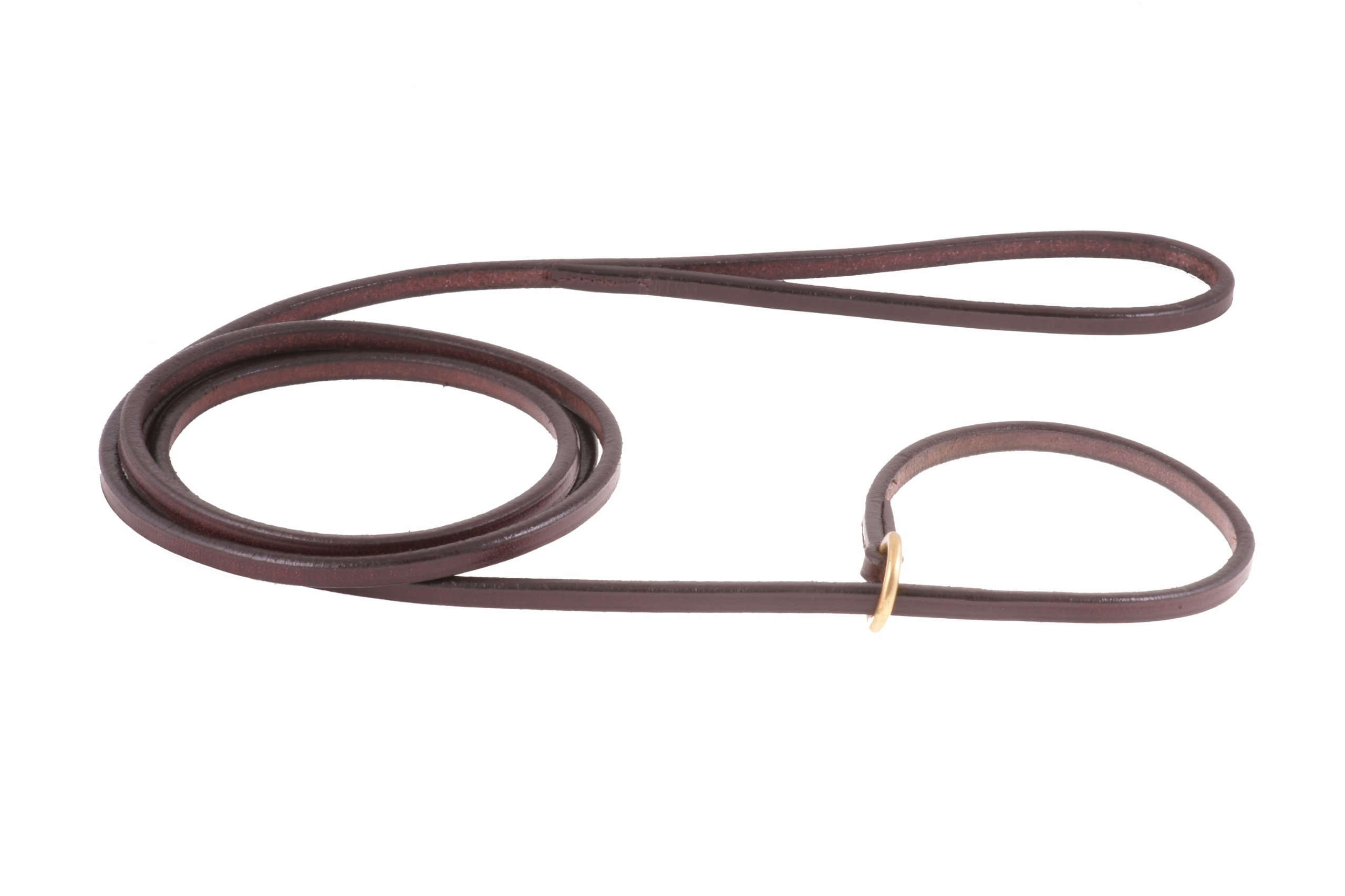 Alvalley Flat Slip Lead for Dogs 1/4 in x 6ft