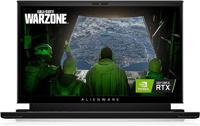 Dell Alienware M15 R4 im Test mit RTX 3070