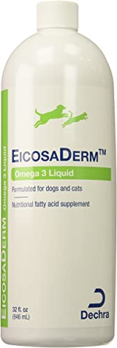 EicosaDerm Liquid for Dogs and Cats 32oz