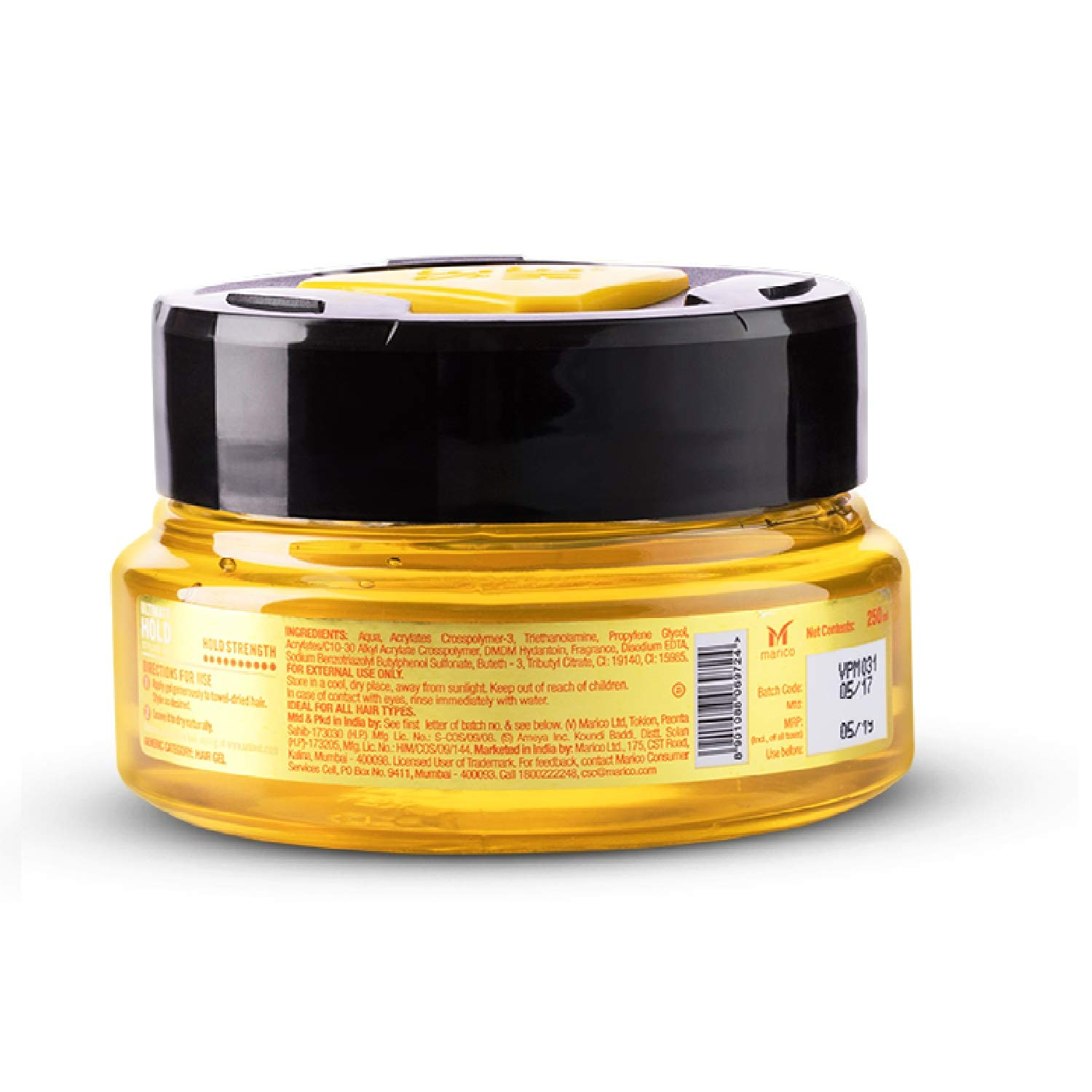 purchase cheap 0b552 a24ba Set Wet Ultimate Hold Hair Gel, 250 ml  Amazon.in  Cloudtail India