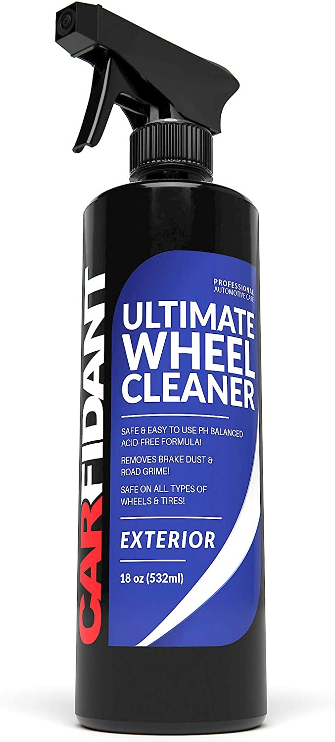 Carfidant Ultimate Wheel Cleaner Spray