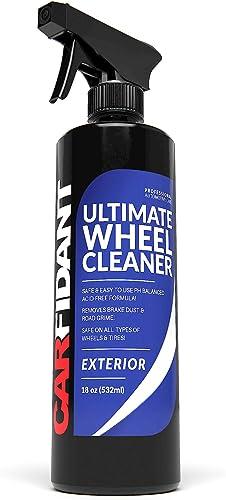 Carfidant Ultimate Wheel Cleaner Spray