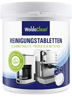 WoldoClean Descalcificador para cafetera Concentrado liquido 5 ...