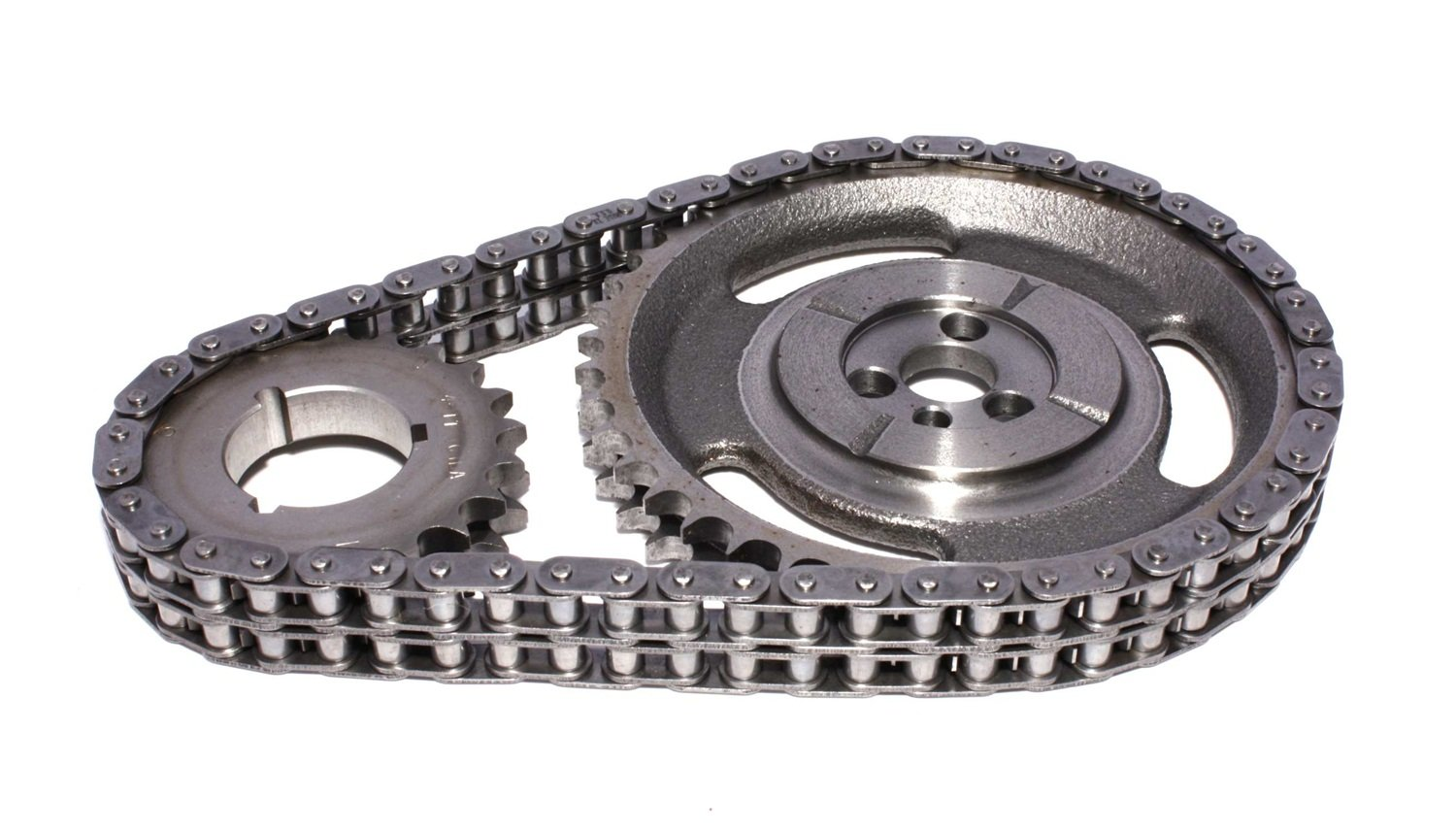 Competition Cams 3136 Hi-Tech Roller Race Timing Set for Small Block Chevrolet with factory roller cam COMP Cams