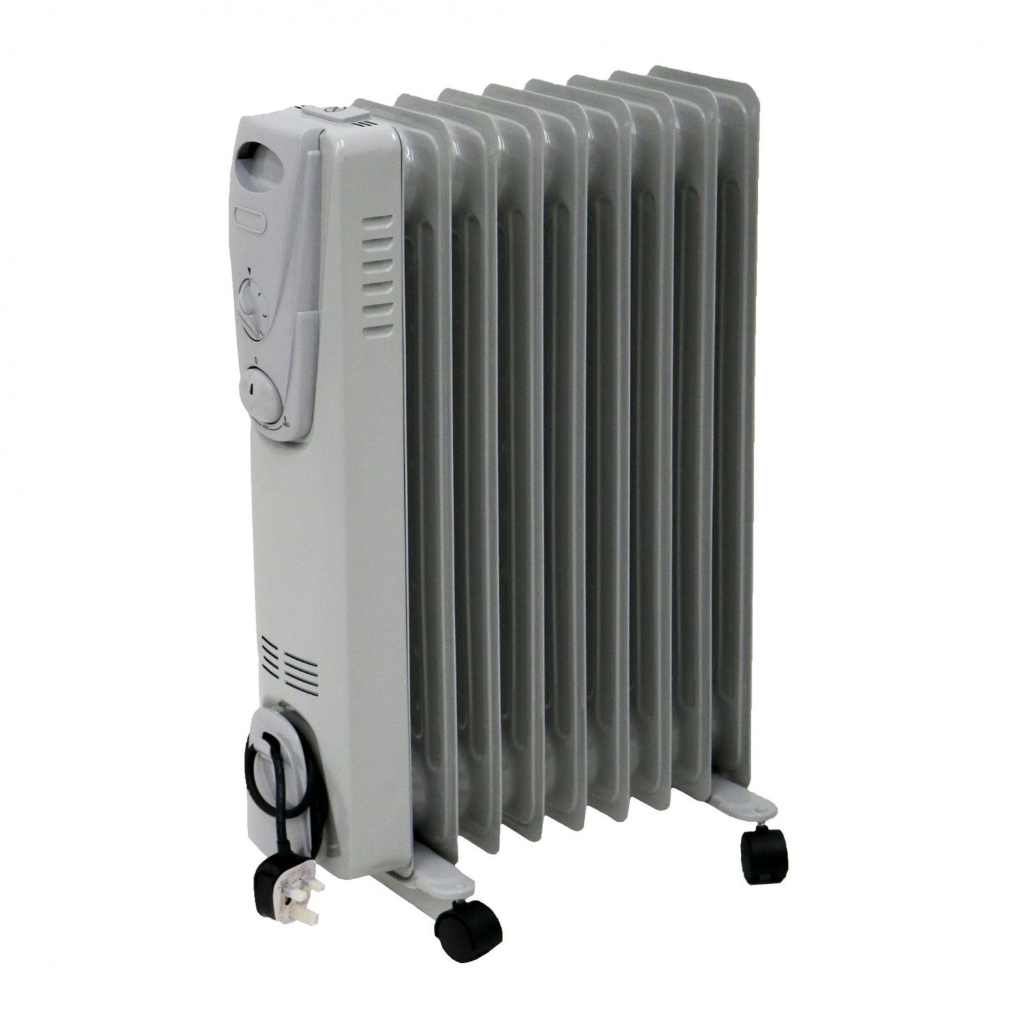 24e8264fa8c Oypla Electrical 2000W 9 Fin Portable Oil Filled  Amazon.co.uk  Electronics