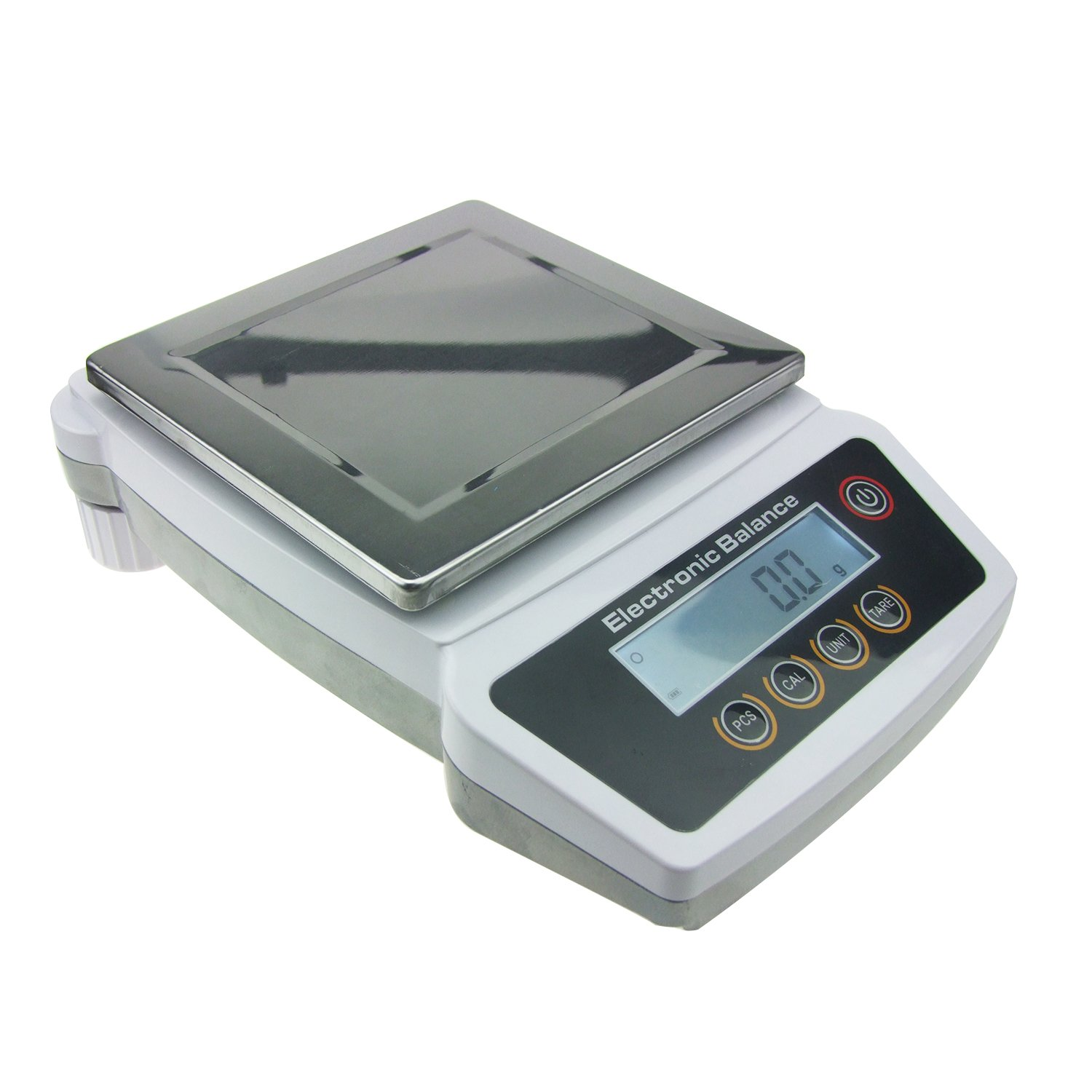 1200G x 0.1G Digital Precision Analytical Balance Lab Scale
