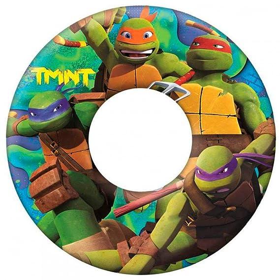Flotador Tortugas Ninja: Amazon.es: Juguetes y juegos