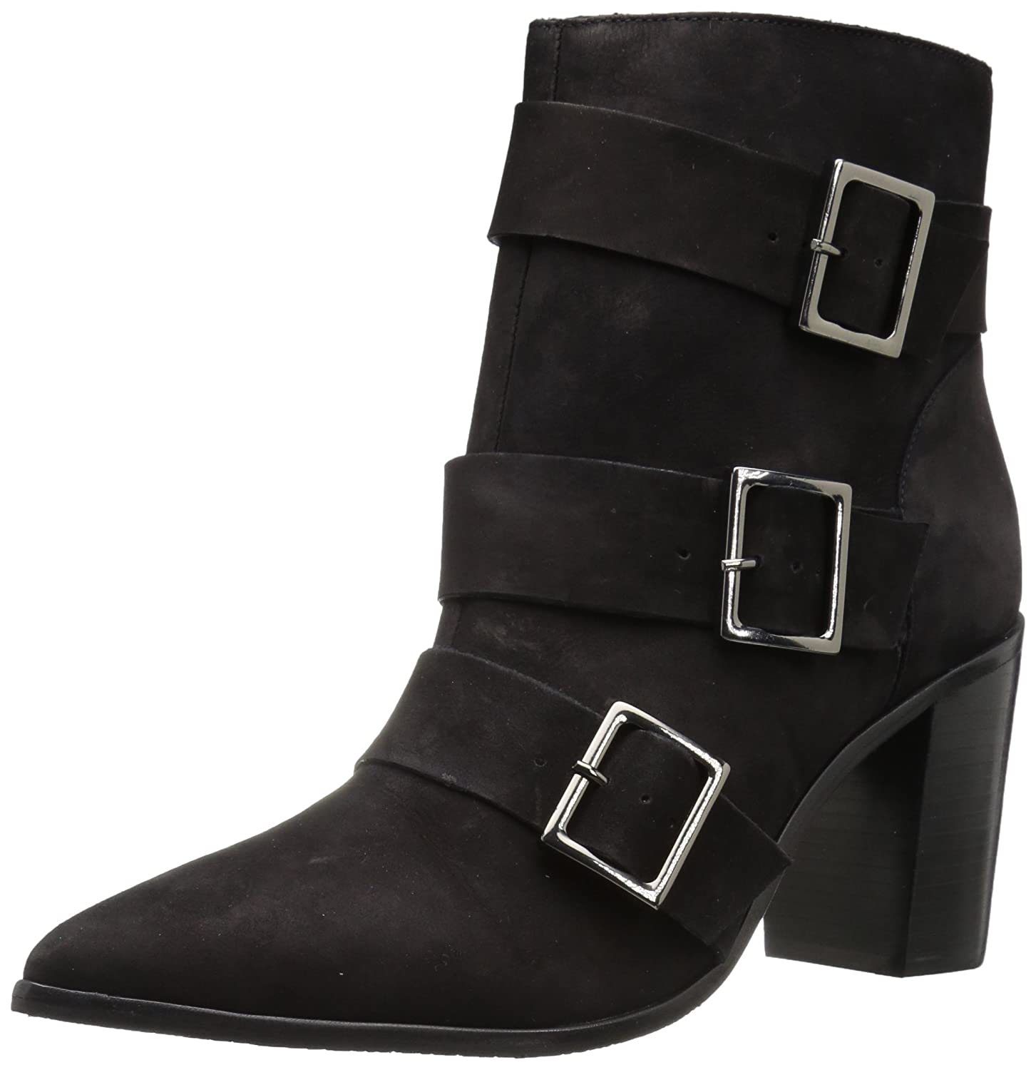 SCHUTZ Women's Bonna Ankle Boot B0711HJN8N 10 B(M) US|Black