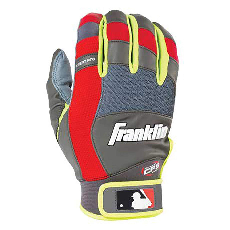 Franklin Sports MLB X-Vent Pro Batting Gloves Pair