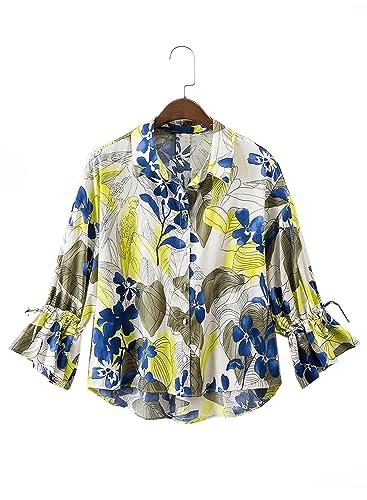 Futurino - Camisas - con botones - para mujer