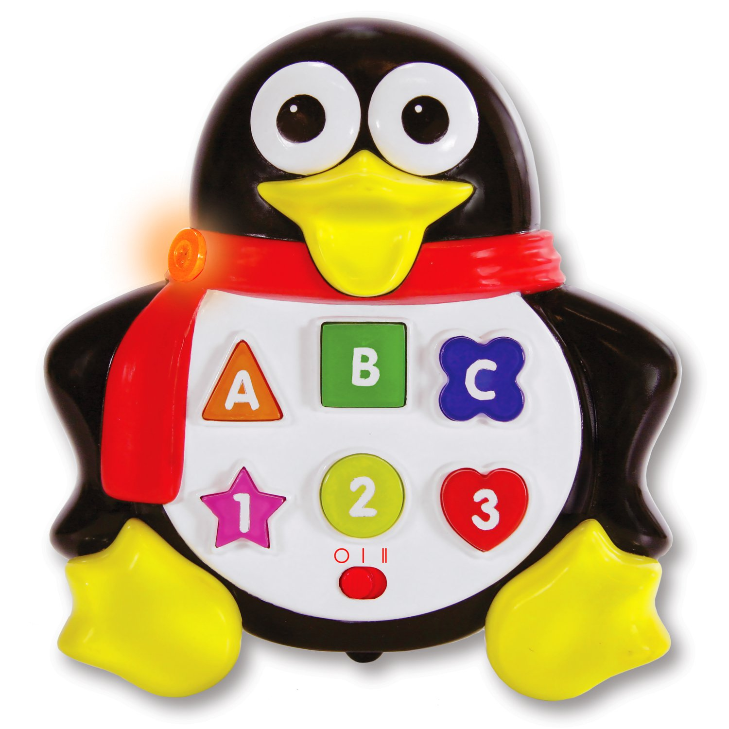 Amazon The Learning Journey Early Learning ABC 123 Penguin