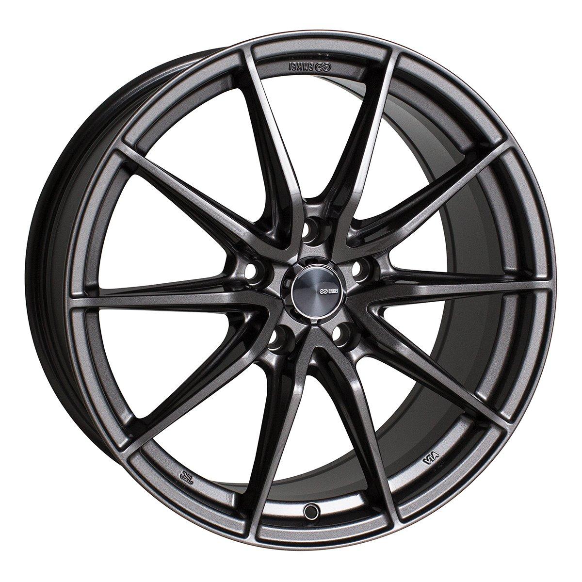 17'' Enkei DRACO Performance Wheel Anthracite 17x7.5 5x114.3 +38 509-775-6538AP