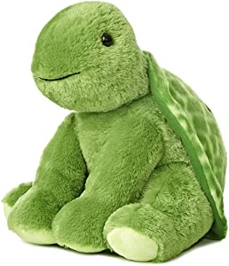 Aurora Plush Animal- Turtle 14 in.