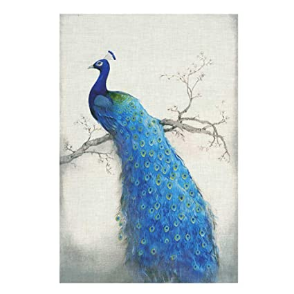 24d37dd544 Demiawaking 5D Diamond Embroidery Painting DIY Peacock Stitch Craft Kit  Cross Home Decor Wall Sticker Left: Amazon.co.uk: DIY & Tools