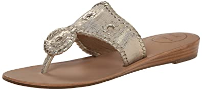 19cbc452eb46ca Jack Rogers Women s Capri Etched Dress Sandal