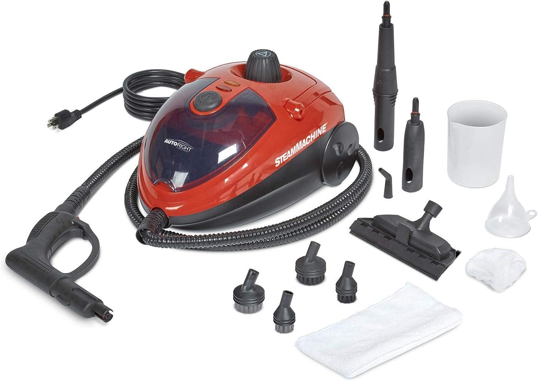 AutoRight C900054.M Wagner Spraytech SteamMachine Multi-Purpose Steam Cleaner