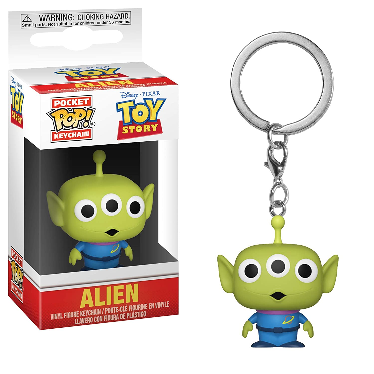 Funko POP Keychain: Toy Story - Alien