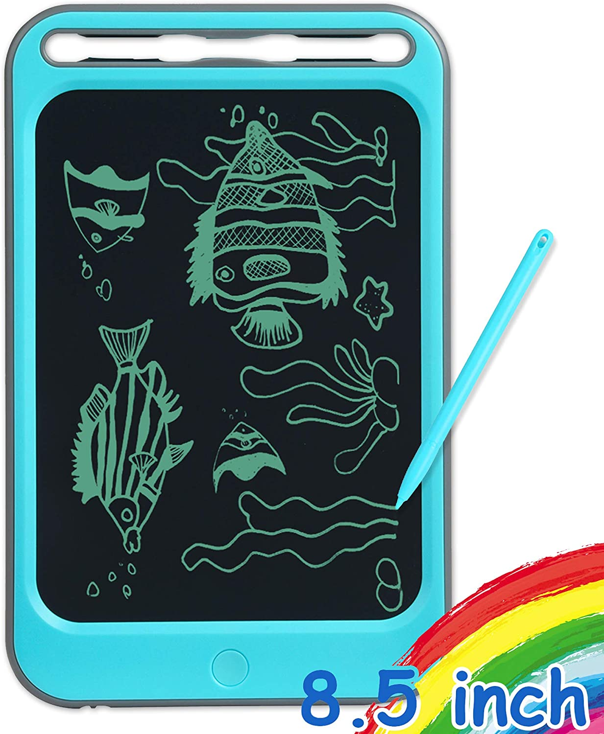 WINDEK LCD Writing Tablet 8.5 inch Writing Pad & LCD Pad, Electronic Writing & Drawing Doodle Board, Kids Drawing Tablet, Memo Board for Kids and Adults