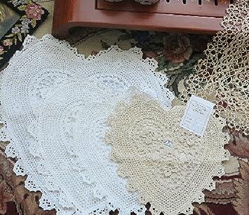 Amazon.com: Kamays - Posavasos de algodón con forma de ...