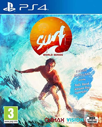 Surfer world