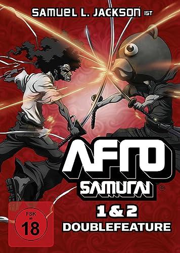 Afro Samurai 1&2 [Alemania] [DVD]: Amazon.es: Fuminori ...
