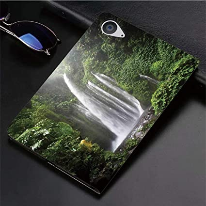 the best attitude 905c6 47174 Amazon.com: Compatible with 3D Printed iPad 9.7 Case,Waterfall in ...
