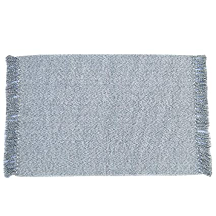 Ekutnhr Woven Cotton Area Rug Machine Washable Area Rug For Living Room Bedroom Inside Carpet 24 Inch By 36 Inch