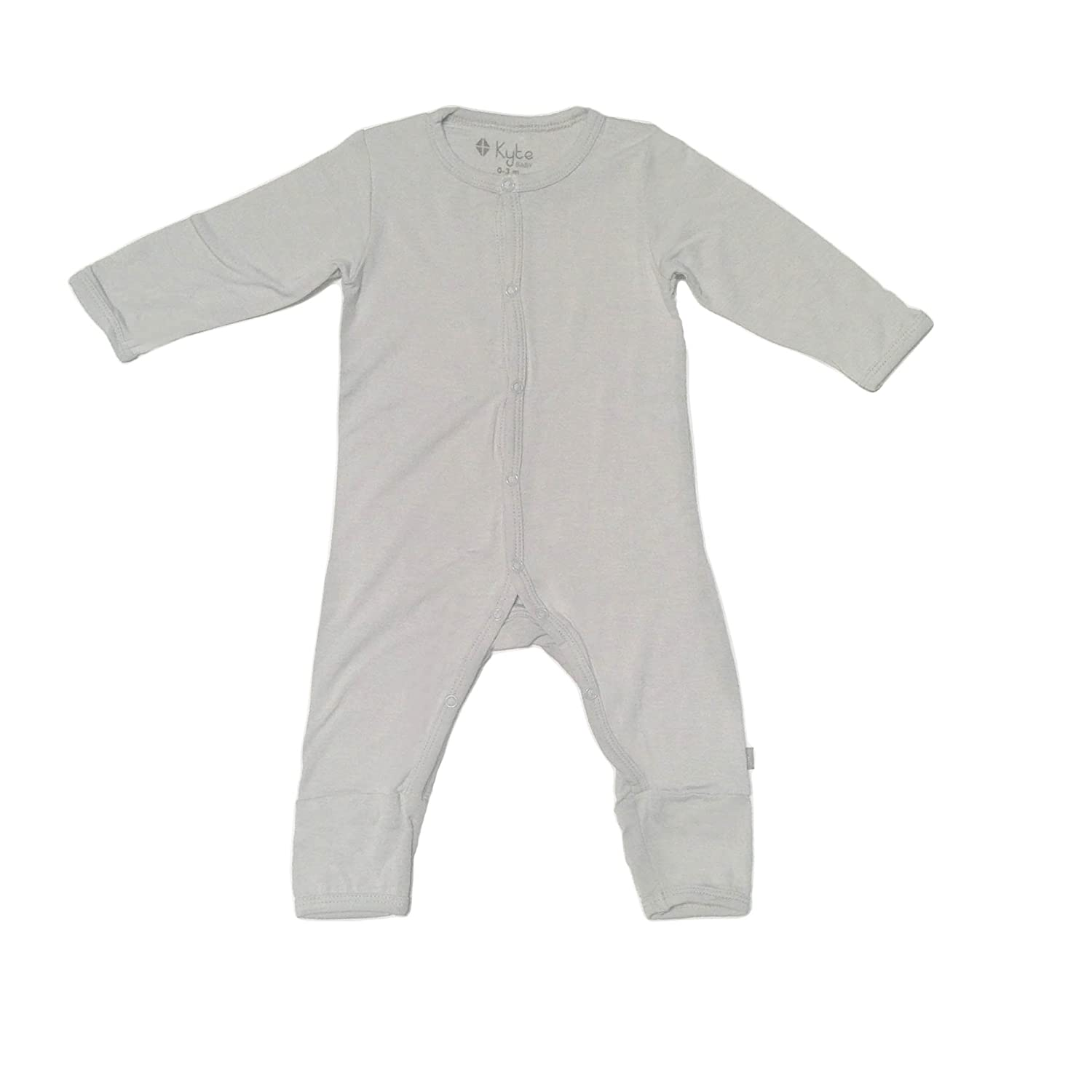 Baby Footless Coveralls Made of Soft Organic Bamboo Rayon Material KYTE BABY Rompers 0-24 Months