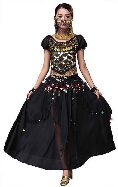 Amazon.com: Cielary Genie - Disfraz de Halloween para mujer ...