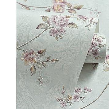 Tapete/Frische Blume romantische Tapeten/Schlafzimmer ...