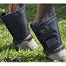 Fetlock Shield Cordura material. One size fits up to a large warmblood. Protects the fetlock and pas
