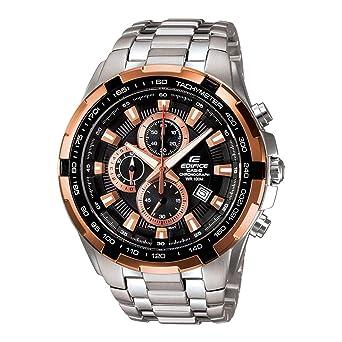 c33a1cdfe3 [カシオ]CASIO 腕時計 EDIFICE エディフィス EF-539D-1A5V ブラック メンズ 海外モデル