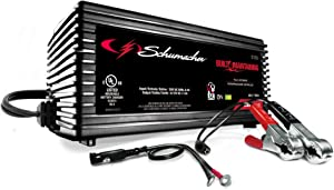 Schumacher SC1355 1.5A 6/12V Fully Automatic Battery Maintainer