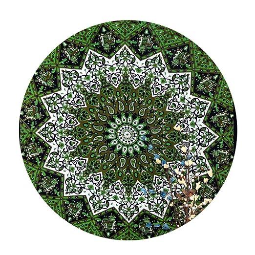 Mandala Round Roundie Beach Indian Star Tapestry Hippy Gypsy ...