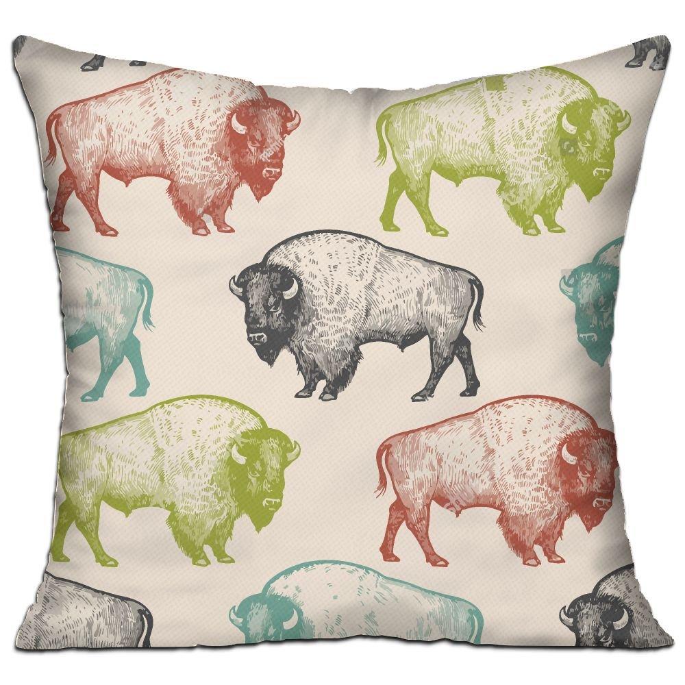 Amazon.com: CY tienda Bison cuadrado lino y algodón sofá ...