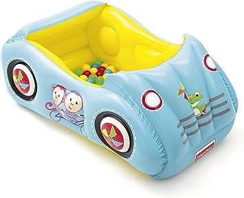 Bestway 93535-19 Fisher Price - Carrito de bebé Hinchable con 25 ...