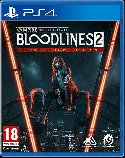 Vampire The Masquerade Bloodlines 2 - PlayStation 4: Amazon.es ...