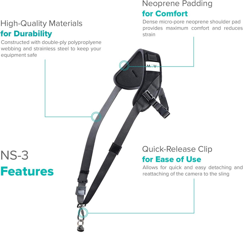 5Pcs Neck Strap Screw Holder,Camera Screws Holder,for Camera Strap Quick Release Rapid Shoulder Neck Sling Strap Belt for Nikon,for Samsung DSLR camera